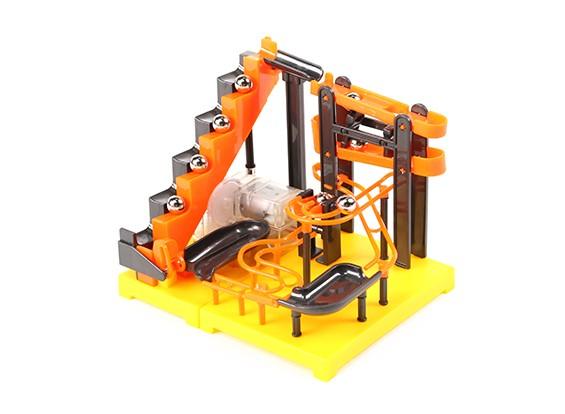 MaBoRun Крутящий Лестница Обучающие игрушки Наука Kit