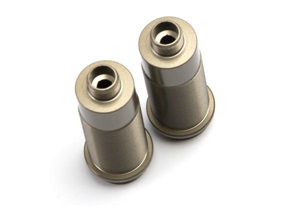 BSR Beserker 1/8 Truggy - 19x56mm Задний Shock Body (2pcs) 814183