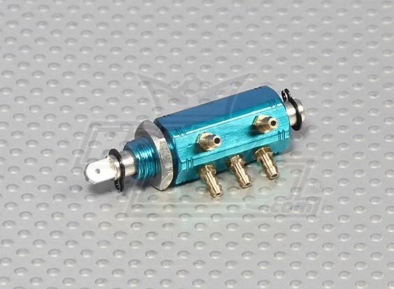 Серводвигателем воздуха Отвод привода (воздух вверх / вниз)