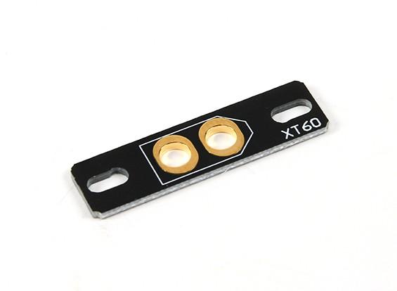 Мультикоптер XT60 Разъем фиксированного монтажа платы (1шт)