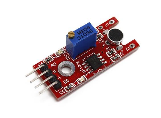 Модуль Киз KY-038 Voice датчик звука для Arduino
