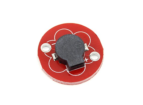Lilypad носимого Модуль датчика Киз Активный зуммера