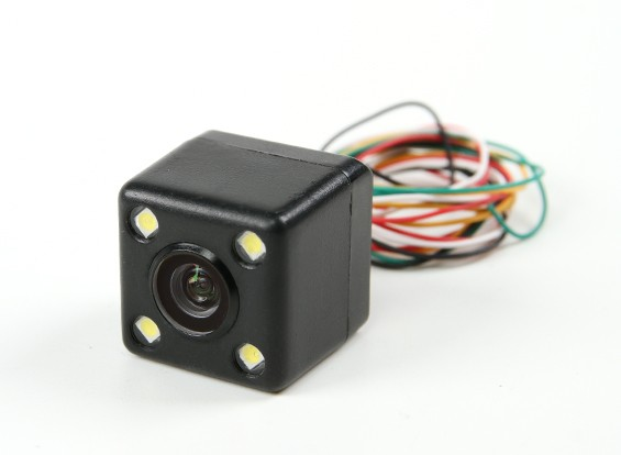 TF-EYE500 FPV CMOS камера (PAL)