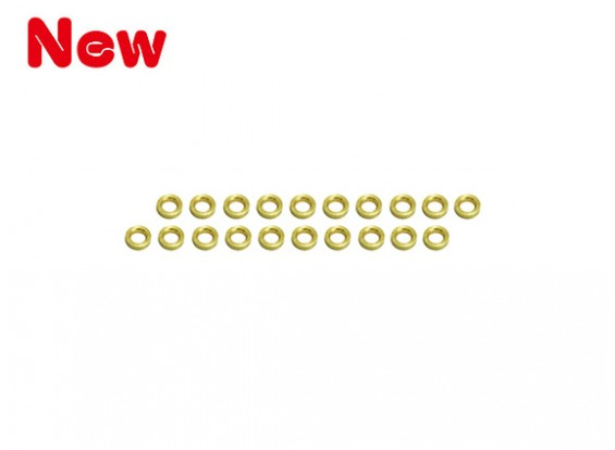 GAUI 100 & 200 Шайба Pack (W2x3.5x0.5)