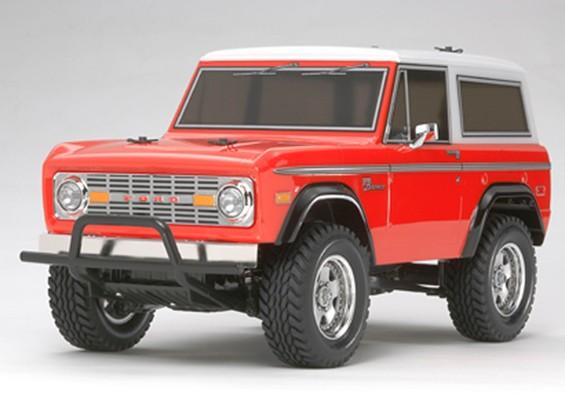 Tamiya 1/10 Масштаб Ford Bronco 1973 / CC01 Kit серии 58469