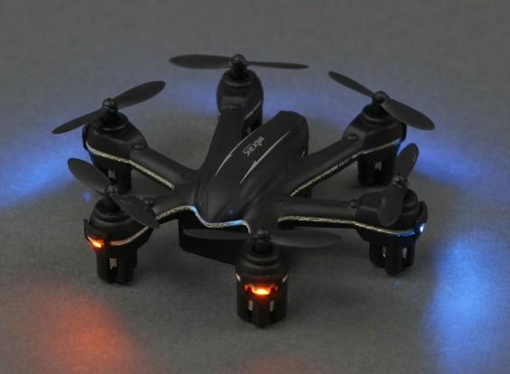 MJX X900 Nano Hexcopter С 6-осевой гироскоп Mode 2 готов к полету (черный)