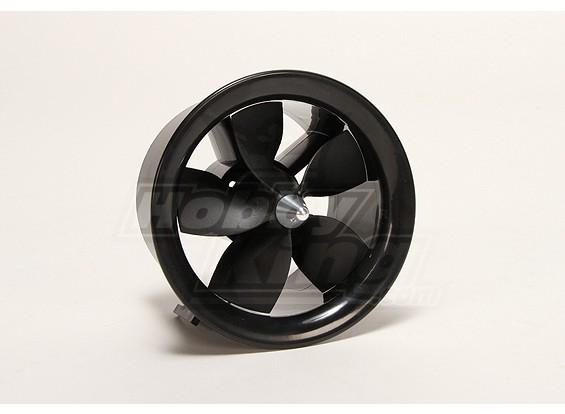 С высоким крутящим моментом EDF Канальный вентилятор Блок 5Blade 90мм 1600W