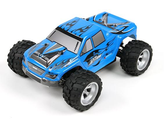 WL игрушки 1/18 A979 4WD Monster Truck Vortex ж / 2.4Ghz Система радио (РТР)
