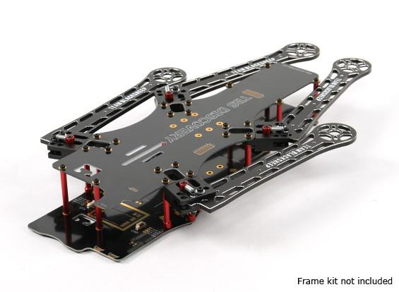 TBS Discovery Upgrade - сплав Складные Arms