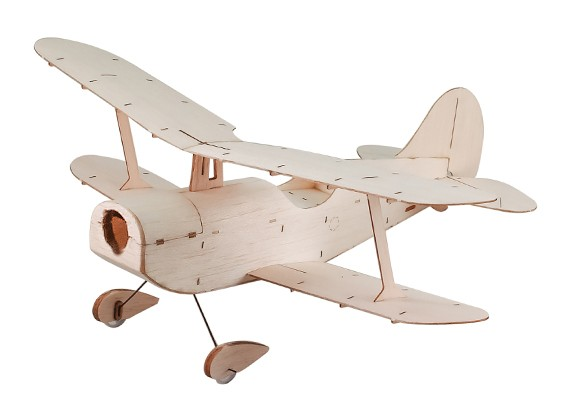 Коперник Micro Крытый Модель - Комплект ж / двигателя