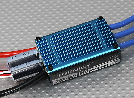 TURNIGY K-Force 70A-HV ОРТО V2 Brushless ESC