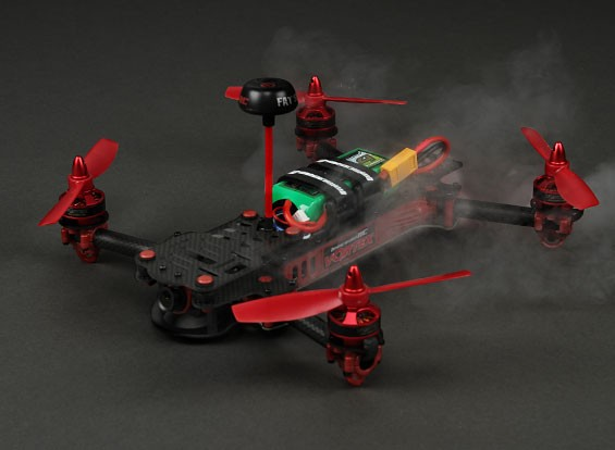 СКОРО - Immersion RC Vortex MULTISTAR Special Edition гоночный Quad