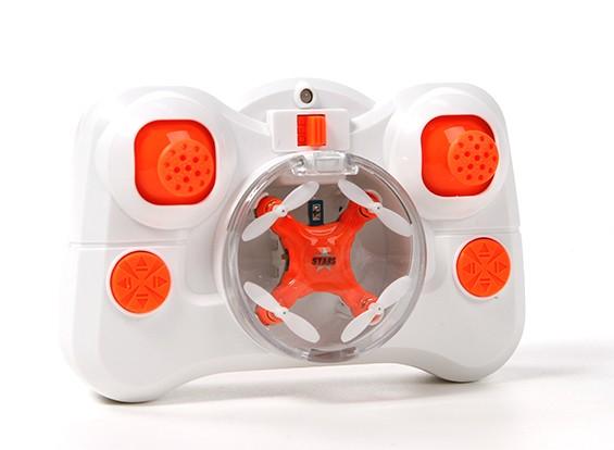 CX-Stars Nano Quadcopter РТФ 2,4 (оранжевый) (режим 2 Tx)