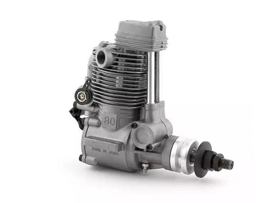 ASP FS80AR Four Stroke Glow двигателя
