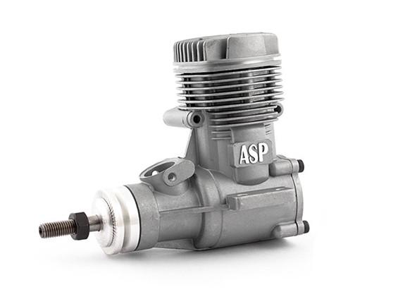 ASP S46AII Two Stroke Glow двигателя