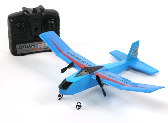 Micro для начинающих Самолет 310мм EPP RTF ж / 2.4GHz Radio
