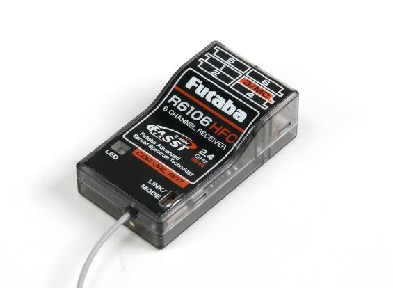 Futaba R6106HFC 6-канальный FASST ресивер среднего класса