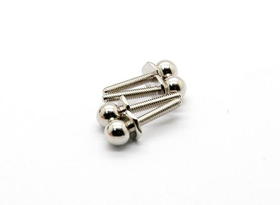 Бал Стад E (4шт) - раздолбай RockSta 1/24 4WS Mini Rock Crawler