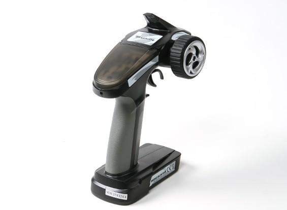 Rocksta 4WS передатчик ж / два-в-один водонепроницаемый приемник и ESC