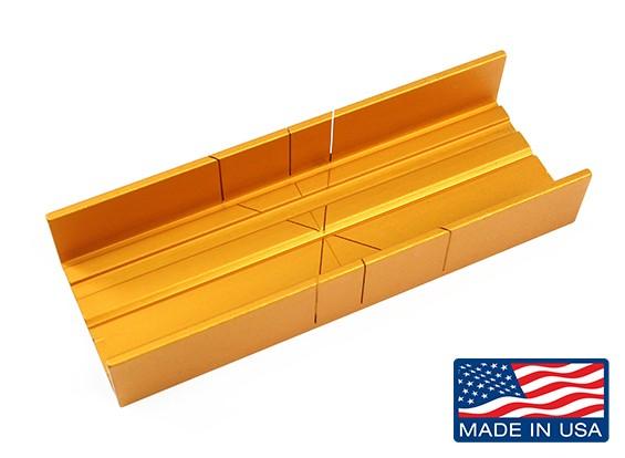 Zona Тонкий алюминиевый слот Митра Box