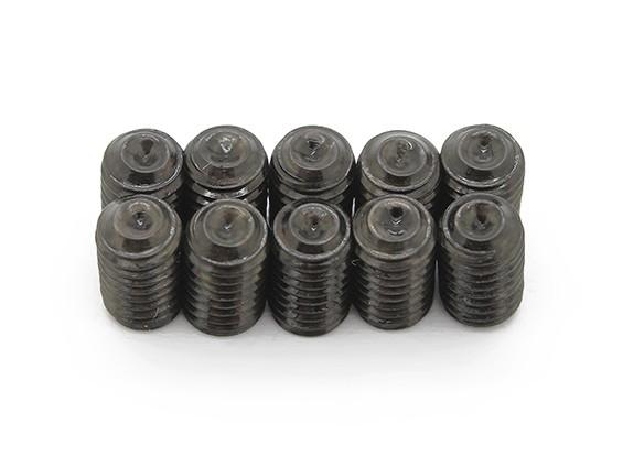Металлический потайной винт M5x8-10pcs / комплект