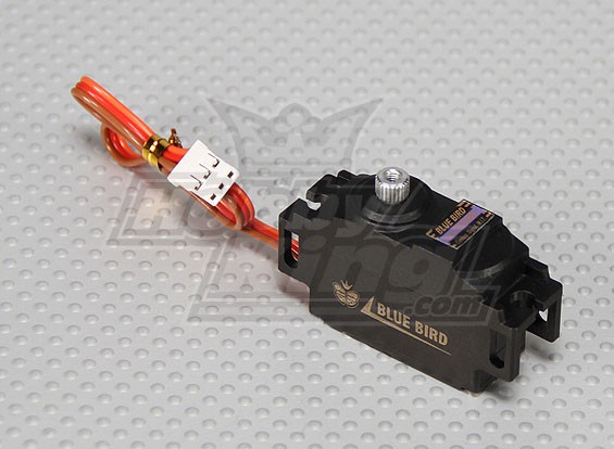 BMS-965DMG Coreless Digital Metal Gear High Torque Servo 5,7 кг / .11sec / 29.5g