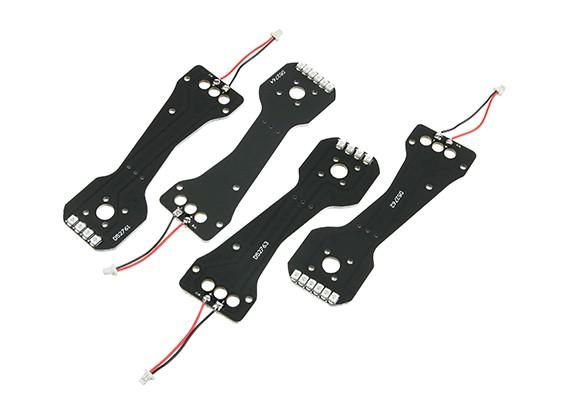Перемычка 218 Pro предплечий со светодиодами (4шт)