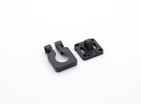 Diatone объектива камеры Регулируемый кронштейн для миниатюрные камеры (черный)