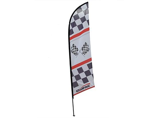 Gemfan FPV Гонки воздуха Флаг 340cm