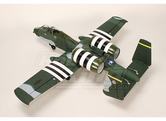 A-10 Warthog истребитель ж / Twin 75mm EDF (АРФ)