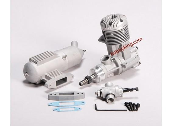 ASP 120AR Two Stroke Glow двигателя