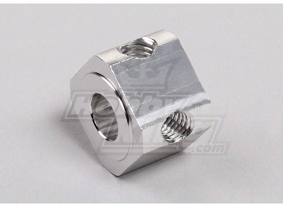Алюминий неподвижный блок колеса - 4WD 1/5 Большой монстр