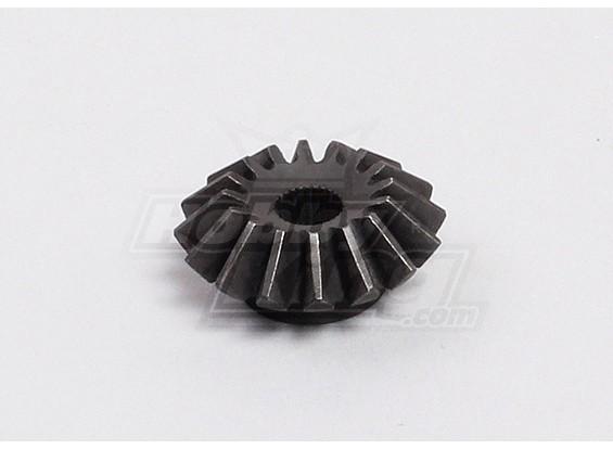 Металл конического зубчатого колеса 16T - 1/5 4WD Большой монстр