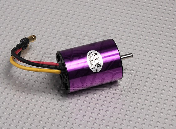 B2835-2200kv Бесщеточный Inrunner
