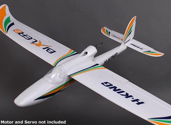 HobbyKing® Bixler® 2 EPO 1500мм ж / факультативная Крылышки (KIT)