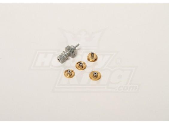 BMS-20506 металлические шестерни для BMS-555MG и BMS-555DMG