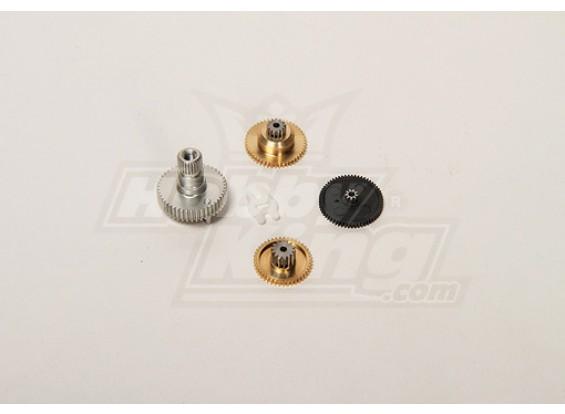 BMS-20611 металлические шестерни для BMS-660 мг + HS и BMS-660DMG + HS