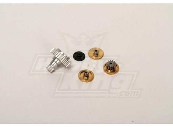BMS-20706 металлические шестерни для BMS-705MG и BMS-760DMG