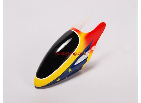 Стекловолокно Canopy для Trex-450