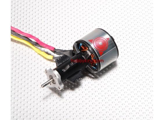 Зверь EDF Outrunner 4130kv для 70мм