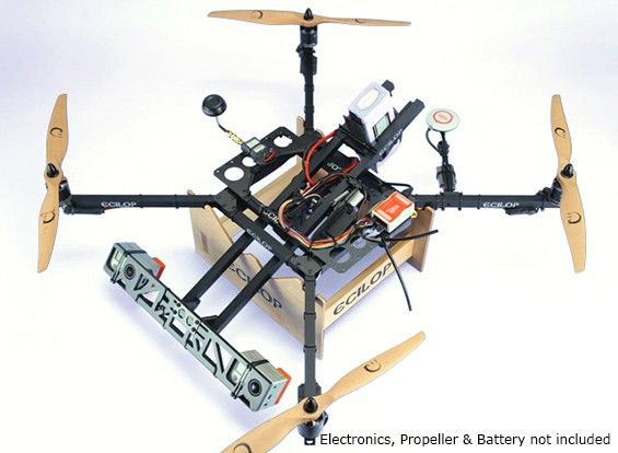 ECILOP Stereo Quadcopter Kit