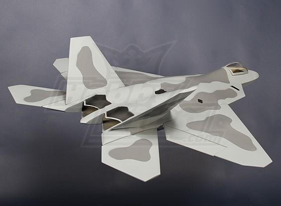Твин 70мм Стекловолокно EDF Jet (АРФ)
