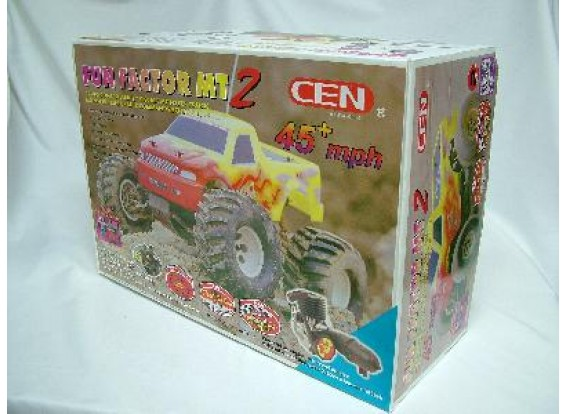 ЕКС гонки Fun Factor MT2 Nitro Truck