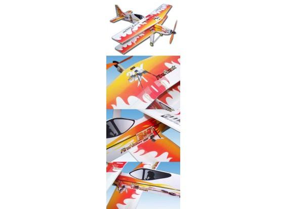 Blue Fire Hawk 3DX Shock Flyer комплект (Free Post)