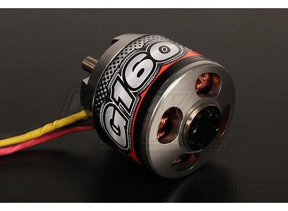 Turnigy G160 Brushless Походный 245kv (160 Glow)