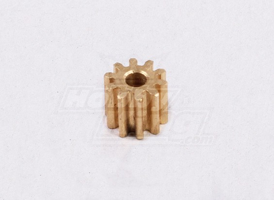 Замена шестерней 2 мм - 10T