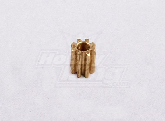 Замена шестерней 2 мм - 8Т / 0,4М