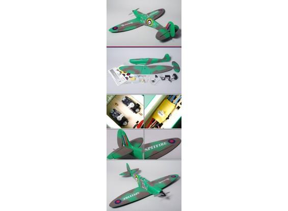 Spitfire 95% в формате RTF ж / бесщеточный двигатель и ESC