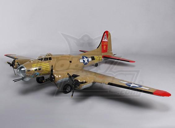 B-17G Flying Fortress - 909 Схема - EPO - (АРФ)