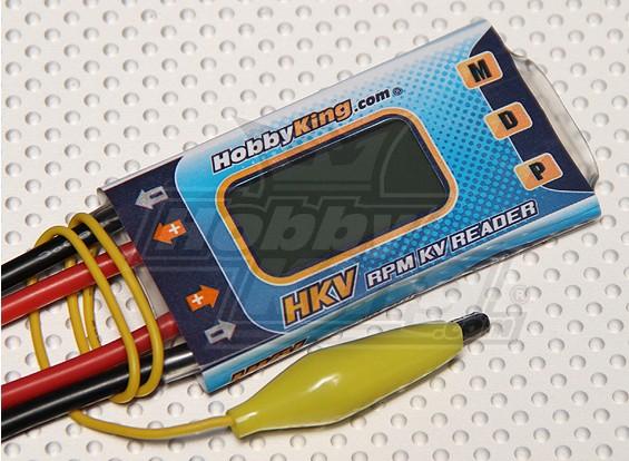 HobbyKing Обороты KV Reader /